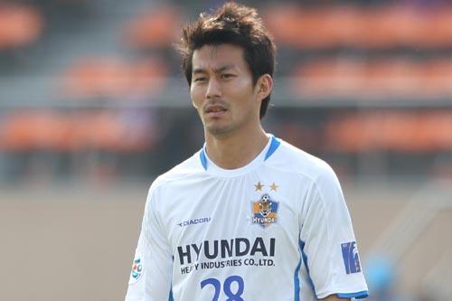 家長が古巣G大阪に復帰、蔚山から期限付き移籍で加入