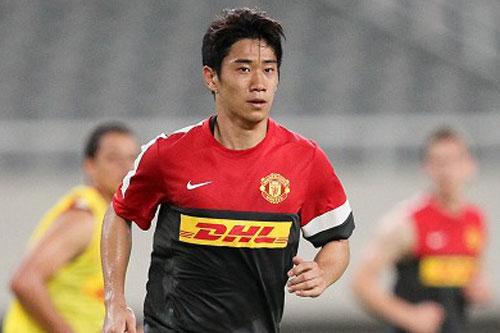 香川がマンU移籍後初ゴール…決勝弾で勝利に貢献/上海申花戦