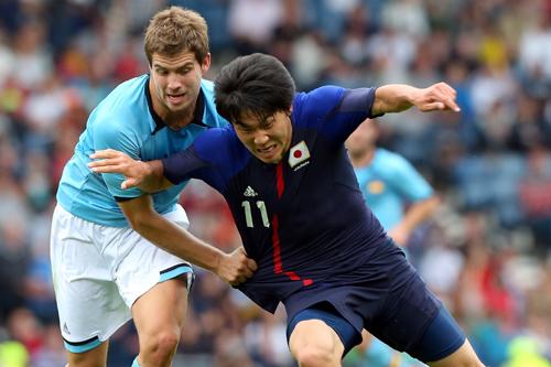 英紙が永井に高評価「本当にいい選手、獲得に乗り出すクラブがあるだろう」