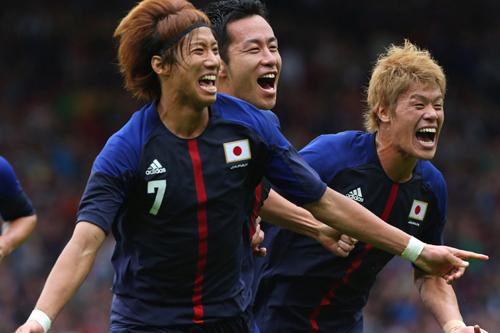 U-23日本代表の評価が急上昇、英ブックメイカーの五輪優勝オッズで2番人気