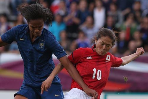 群雄割拠の様相を呈す女子サッカー…なでしこの険しい道のりが始まる/ロンドン五輪