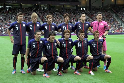 英メディアが日本を称賛「日出づる国のチームがロンドン五輪で印象に残るプレー」