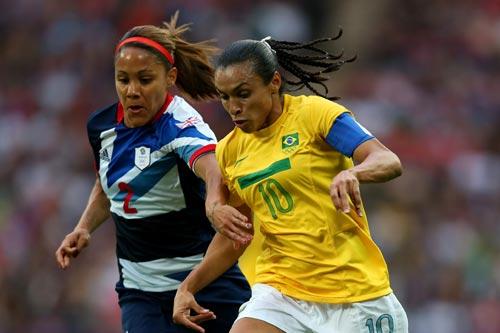 開催国イギリスが首位突破…なでしこはブラジル攻撃陣を抑えられるか/グループE