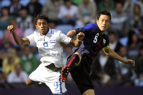 U-23日本代表、ホンジュラスに引き分けで予選無敗の1位で突破/ロンドン五輪