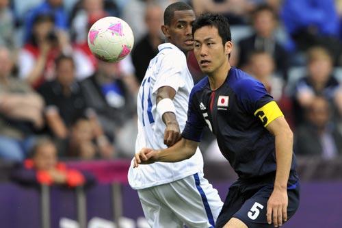 日本、44年ぶりの4強進出なるか…吉田「新しい歴史を作りたい」/ロンドン五輪