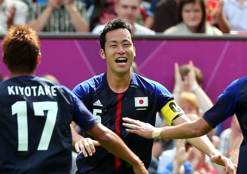 日本がエジプトに3発快勝…44年ぶりのベスト4進出でメダル獲得へ王手/ロンドン五輪