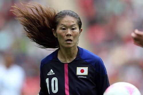 澤穂希「金メダルには届かなかったが、銀メダルは重みがある」