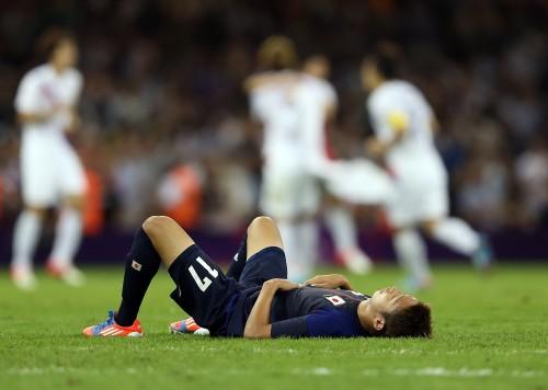 FIFA、日本の敗戦を伝える「青きサムライは悲しみに暮れていた」/ロンドン五輪
