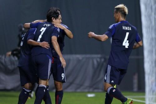 日本代表、遠藤の得点で先制するも決定機生かせずドロー/ベネズエラ戦