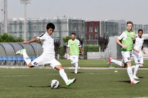 「THE CHANCE」2日目、日本人3選手が生き残りを懸けてアピール「自分の力をしっかり出したい」