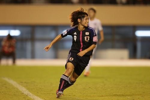 4試合連続ゴールの田中陽子「理想的なゴールだった」/U-20女子W杯