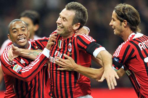 イタリア代表FWカッサーノにローマ移籍の可能性が浮上