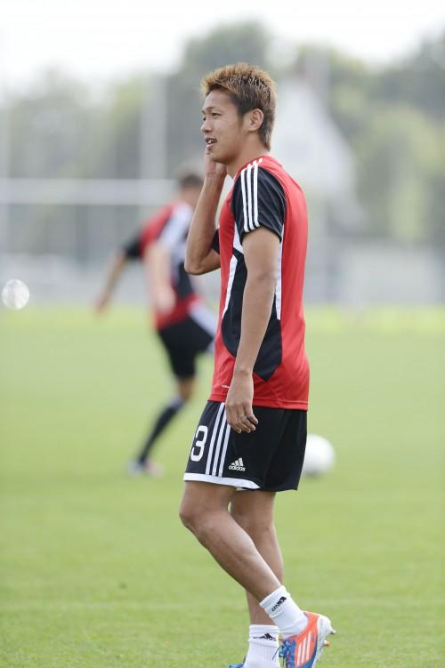 清武、19日の先発デビューは見送りへ…監督「彼がいなくても勝たなければ」