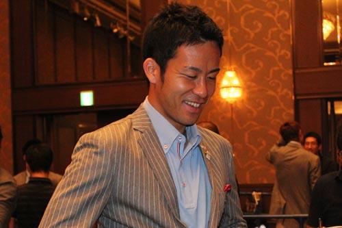 主将の吉田麻也「力の差を大会が進んでいくにつれて感じた」/帰国後コメント