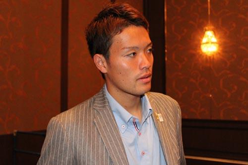 東慶悟「背番号10として最低限の役割はこなせた」/帰国後コメント