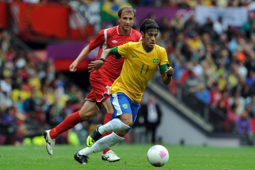 ブラジル、エジプトが順当に突破…サッカー王国が初の金メダルへ/グループC