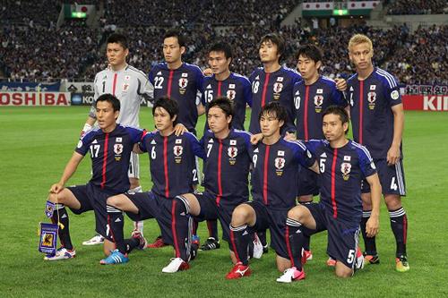 日本代表が10月の欧州遠征でフランス代表、ブラジル代表と連戦