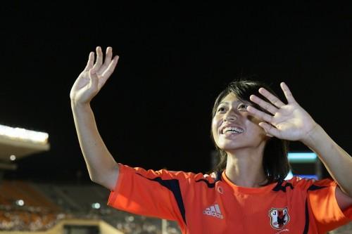 FIFAが注目のヤングなでしこ田中陽子「先輩たちのようにメダルを勝ち取りたい」