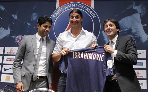 イブラヒモヴィッチ、ラベッシらの加入で注目度が増すフランスリーグを「TV5MONDE」が中継