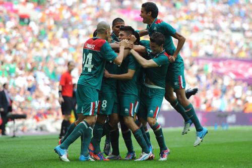 強烈な印象を残したメキシコ…ブラジルW杯で脅威的な存在に/ロンドン五輪