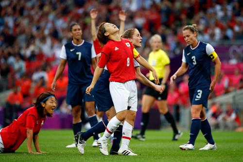 米メディアがなでしこらを称賛「聖地で美しいサッカーが行われた記念すべき夜」
