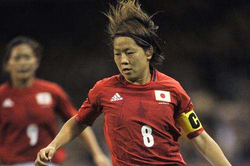 なでしこ宮間が決勝戦へ決意「日本女子サッカー界のために、さらなる成功を」/ロンドン五輪