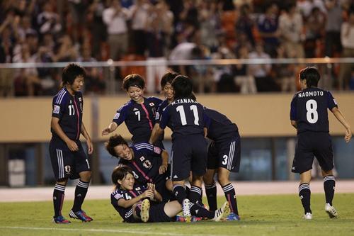 IFAが注目のヤングなでしこ田中陽子「先輩たちのようにメダルを勝ち取りたい」