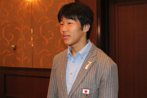永井「スピードは通用した。まずは名古屋で頑張りたい」/帰国後コメント