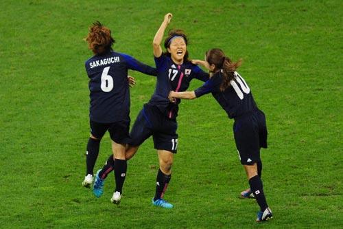 先制点の大儀見優季「ゴールはチームの一体感を感じられた」/ブラジル戦