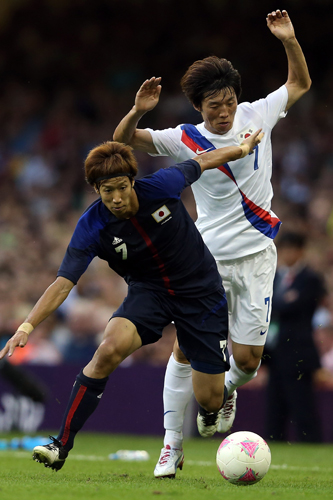 U-23日本代表、韓国に完敗し44年ぶりのメダル獲得ならず/ロンドン五輪