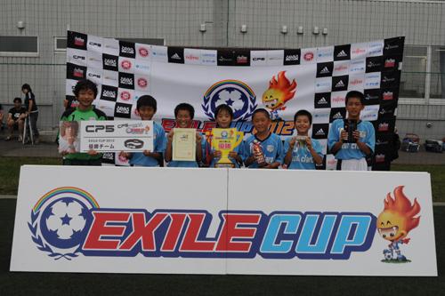 EXILE CUP 北海道大会、FCアスルクラロ札幌が「縦の意識」で勝利をもぎ取る