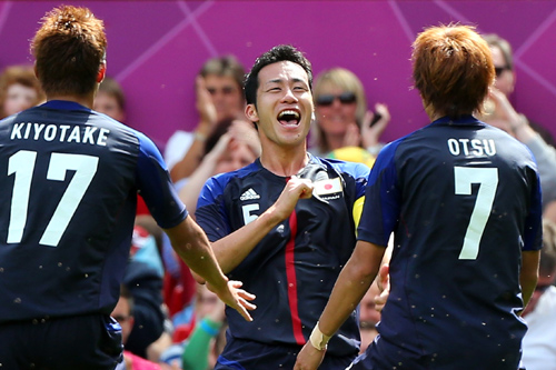 吉田麻也、メダルへ決意「体が痛くたって関係ない。日本を背負ってるから」
