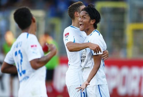 独メディア、香川の記録を抜いた宇佐美にチーム最高評価