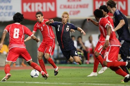 本田圭佑「どれだけ自分に厳しく、高められるか。その集合体が代表」/UAE戦