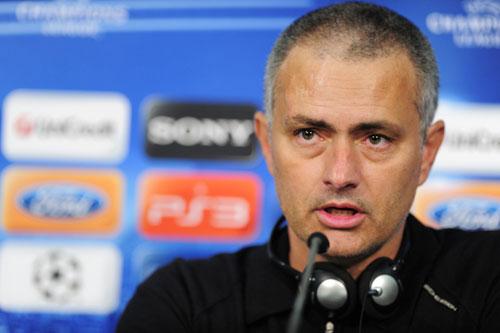 モウリーニョ監督「レアルを選んだのは、バルセロナと対決するため」