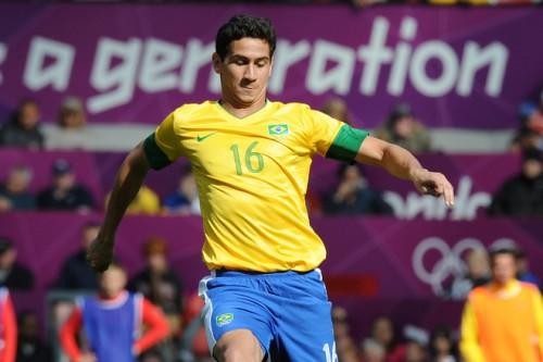 ブラジル代表MFガンソのサンパウロ移籍が決定