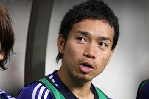 長友佑都「世界のトップを狙うには自分たちのサッカーをすることが大事」/イラク戦