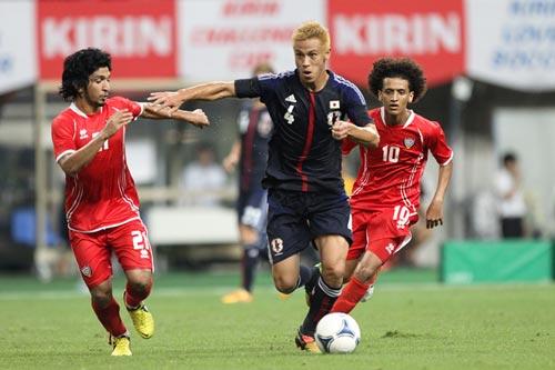 日本撃破を狙うイラク代表ジーコ監督「本田は決定的な仕事をする選手」
