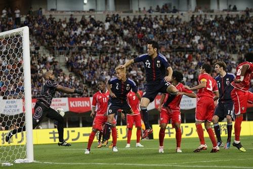 フル出場の吉田麻也「もっと安定したパフォーマンスを見せたい」/UAE戦