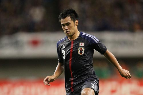 駒野友一「ジーコは選手の力を十分に引き出すサッカーをしてくる」/イラク戦