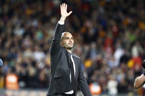 グアルディオラ氏、今季の監督復帰を否定「1年はニューヨークで過ごすつもり」