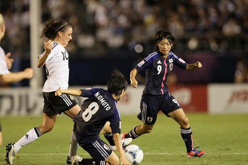 ヤングなでしこ、前回王者ドイツに3ゴールを許し完敗/U-20女子W杯