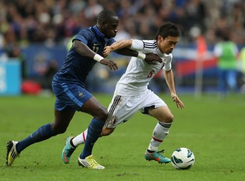 日本代表、香川の劇的な決勝点でフランスから歴史的勝利