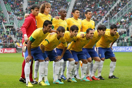 快勝したブラジル代表監督「日本との対戦は非常に難しいものだった」