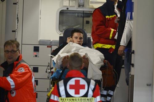 CLのドイツ人最年少ゴールを決めたシャルケのドラクスラーが骨折で離脱