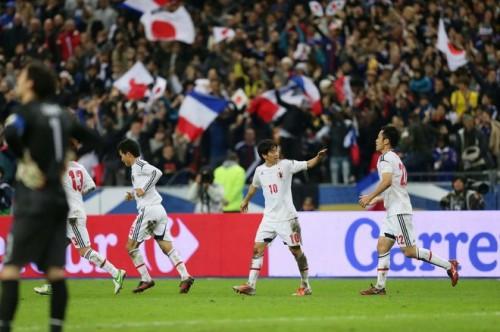 海外メディアも日本勝利を報道「青きサムライがレ・ブルーを倒す」