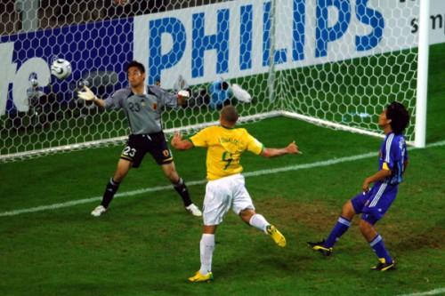 日本代表、6年前の惨敗から歩んだ進化の日々…先制点で王者を本気に/ブラジル戦