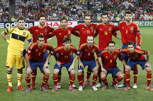 """""""無敵艦隊""""スペインの試合が国内で放送されず?…問題は「収益性」/W杯予選"""