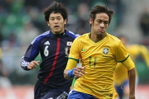 内田篤人「ミスがらみの失点は仕留めてくる。外してはくれない」/ブラジル戦