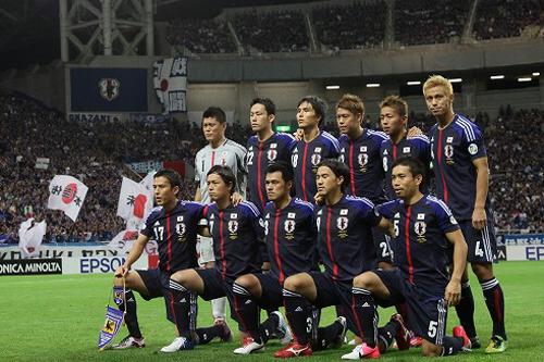 フランス戦、ブラジル戦に臨む日本代表メンバーが発表…好調の乾も選出